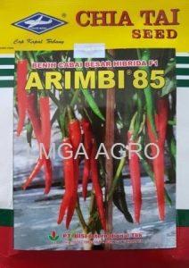 CABAI ARIMBI 85 F1, BENIH CABAI BESAR ARIMBI 85, CABAI ARIMBI 85 MURAH, JUAL CABE ARIMBI, LMGA AGRO