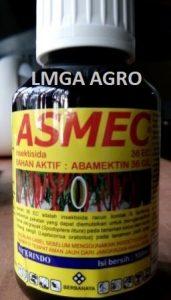 INSEKTISIDA ASMEC 36 EC, HARGA MURAH, LMGA AGRO