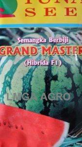 Benih Semangka Berbiji, Grand Master,  Tunas Agro, Jual, Harga Murah, Terbaru, LMGA AGRO