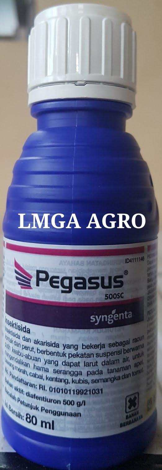 PESTISIDA INSEKTISIDA PEGASUS 500SC