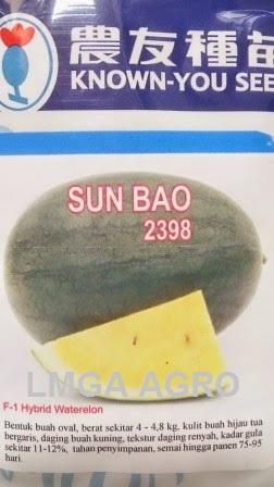 Sun Boa F1, Semangka Sun Boa, KYS, Known You Seed, Semangka Kuning, Terbaru, Jual, Harga Murah, LMGA AGRO