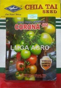 Benih Tomat Corona F1, Bisi, Harga Murah, Kapal Terbang, LMGA AGRO