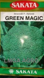 Brokoli Green Magic, Benih Brokoli Green Magic, Green Magic, Jual Brokoli Green Magic, Sakata Seed, Harga Murah, Terbaru, Benih Brokoli Dan Bunga Kol, Lmga Agro