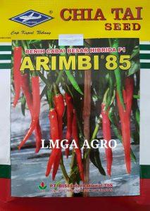 BENIH CABAI ARIMBI 85, CAP KAPAL TERBANG, BISI INTERNATIONAL, HARGA MURAH, JUAL BENIH CABAI ARIMBI 85