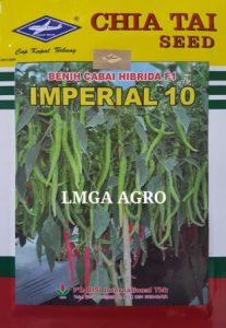CABE BESAR F1 IMPERIAL 10, CARA MENANAM CABE IMPERIAL 10, TANAMAN CABE IMPERIAL 10, BUDIDAYA CABE IMPERIAL 10, LMGA AGRO