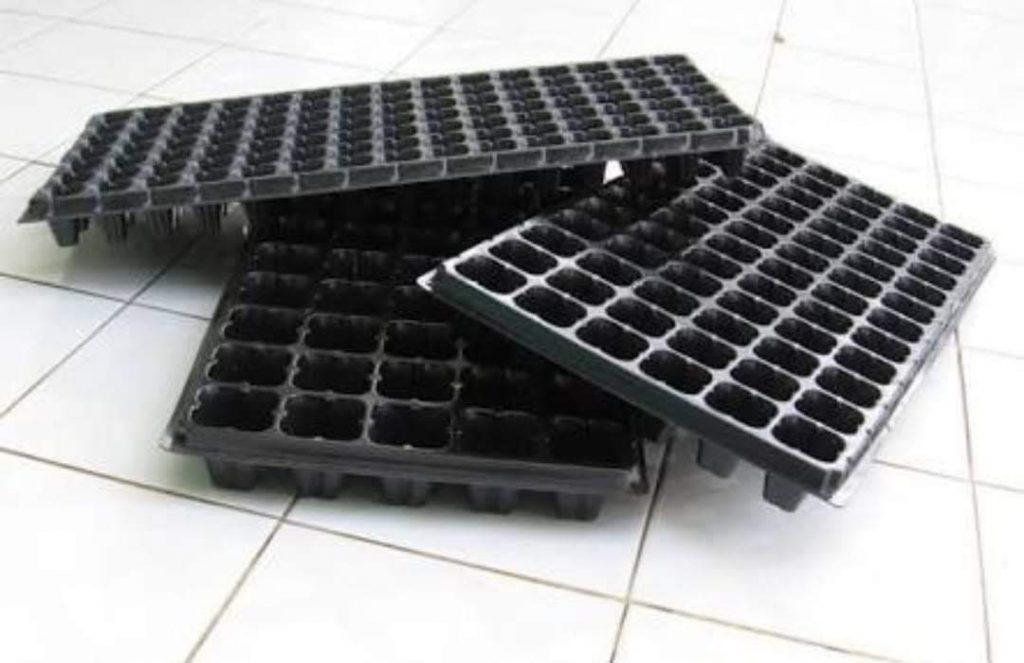 tray semai, persemaian benih, jual alat pertanian, harga promo, toko pertanian, lmga agro