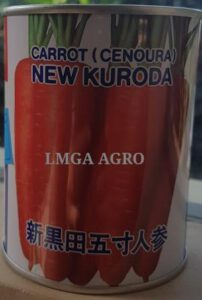 Wortel, Benih, Bibit, Unggul, New Kuroda, Takii Seed Jepang, LMGA AGRO, Toko Pertanian Online, Harga Murah