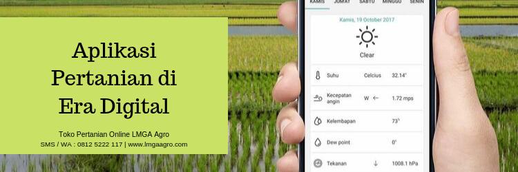aplikasi,pertanian,era digital,digital,pertanian