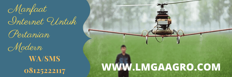 Manfaat Internet Untuk Pertanian Modern