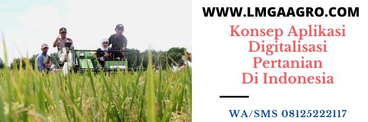 konsep, aplikasi, digitalisasi, digital, aplikasi digitalisasi, pertanian, indonesia