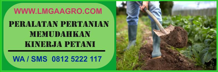 Peralatan Pertanian Memudahkan Kinerja Petani