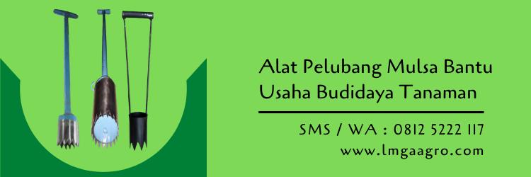 Jual Alat Pelubang Mulsa Bantu Usaha Budidaya Tanaman