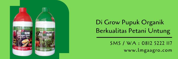Jual Di Grow Pupuk Organik Berkualitas Dari Digrow Indonesia