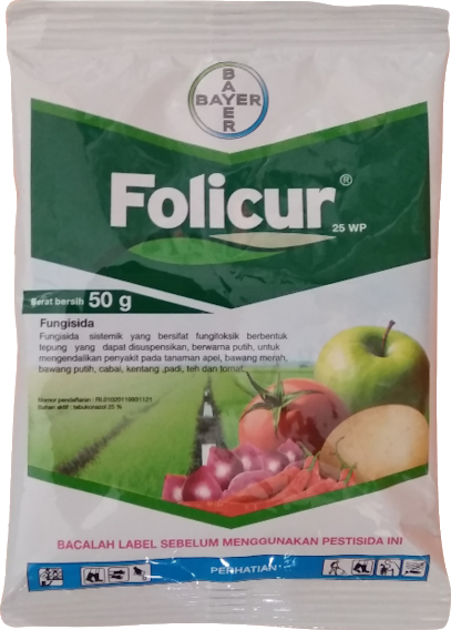 fungisida padi,fungisida folicur,bayer