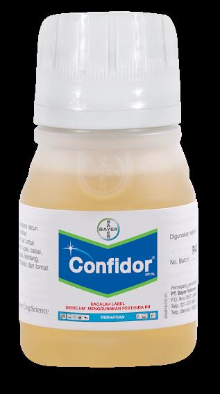 insektisida confidro,insektisida sistemik,tanaman padi