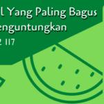 Bibit Semangka Inul Yang Paling Bagus Hasilkan Panen Menguntungkan